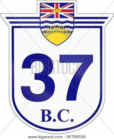 British Columbia Highway 37