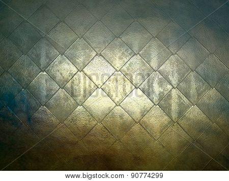 Oxidized Metallic Texture (background). Template