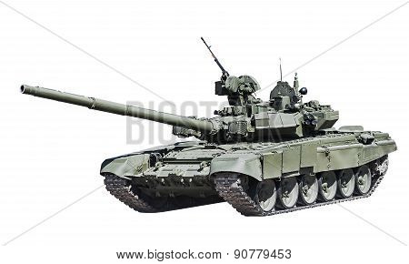 Main Battle Tank Russia Isolated