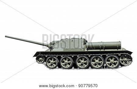 Soviet Self-propelled Artillery