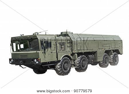 Self-propelled Launcher Operational-tactical Missile Complex