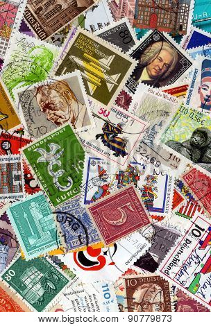 Germany postage stamps