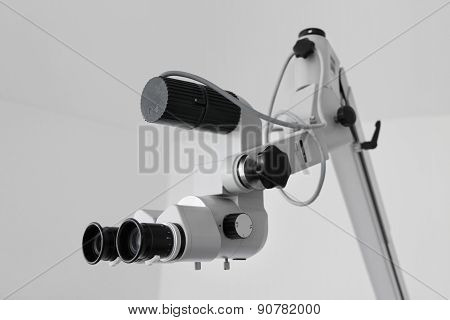 Ear microscope