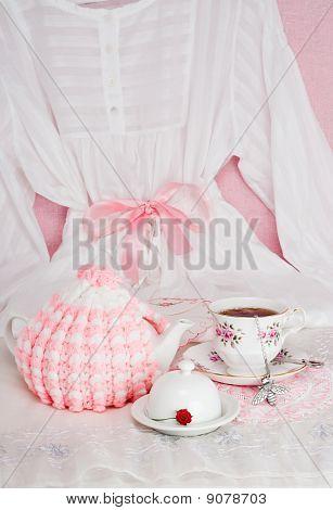 Pink Pajama Party