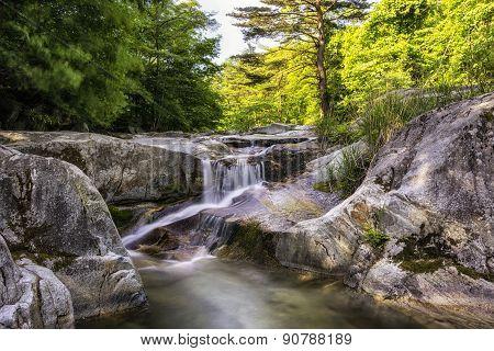 Daegwallyeong Creek
