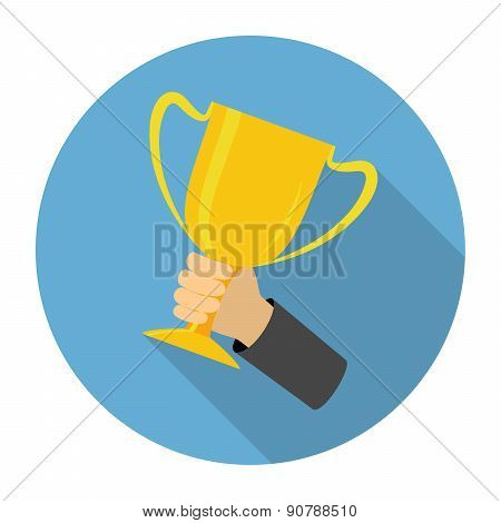 Vector Trophy Cup