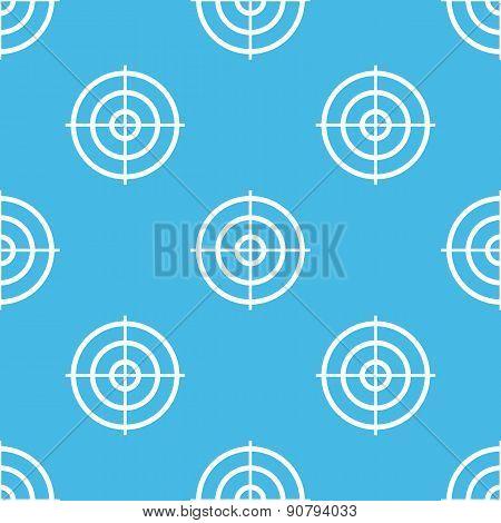 Blue aim pattern