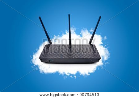 Router With Data In Your Own Cloud