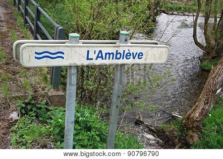 The Ambleve
