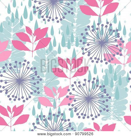 Nature Seamless Pattern