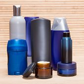 foto of cosmetic products  - Mens cosmetics - JPG