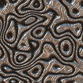 image of bump  - Metal bumps seamless generated texture or background - JPG