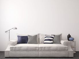 foto of couch  - Modern living - JPG