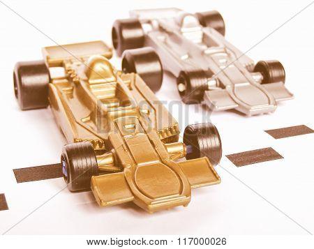 F1 Formula One Racing Car Vintage