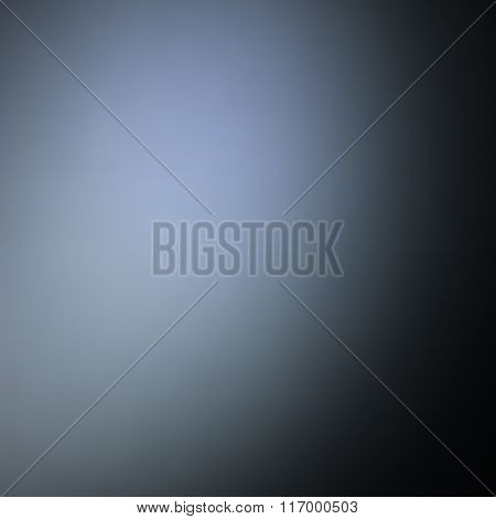 Dark Blue Background with Light Effect
