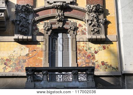 Historic House In Milan