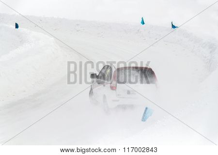 Winter Car Racing