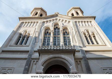 Serbian Church of the Holy Annunciation in Dubrovnik Croatia