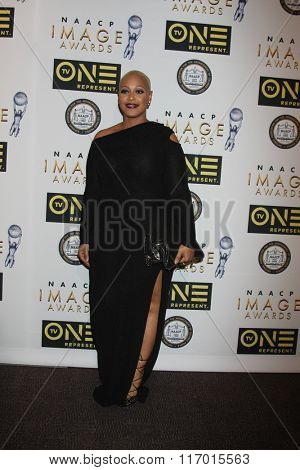 LOS ANGELES - FEB 4:  Anita Hawkins at the Non-Televised 47TH NAACP Image Awards at the Pasadena Conference Center on February 4, 2016 in Pasadena, CA