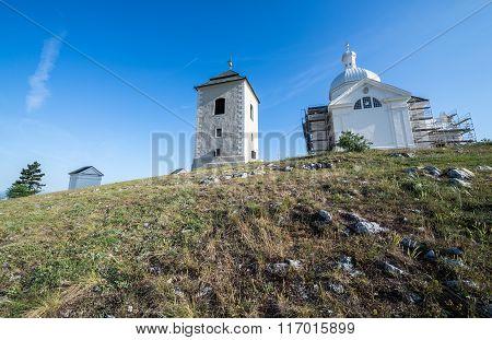 Hill In Mikulov
