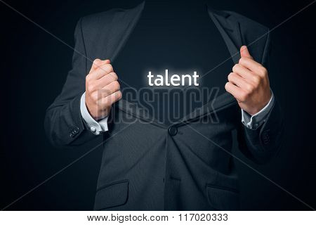 Talented Businessman