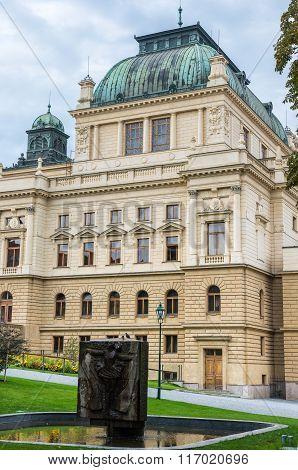 J. K. Tyl Theatre in Pilsen Czech Republic