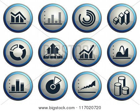 Information graphic icons