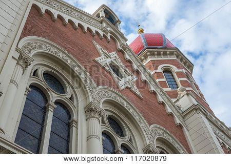 Synagogue In Pilsen