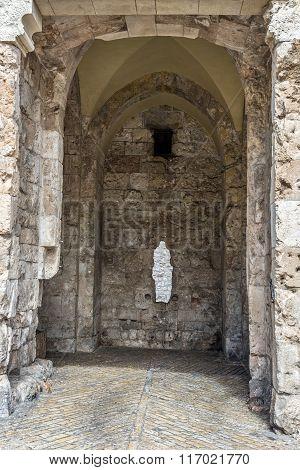Gateway In Jerusalem