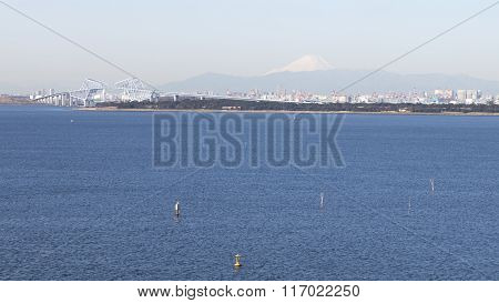 Beautiful Tokyo Bay