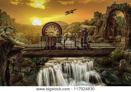 Time Bridge
