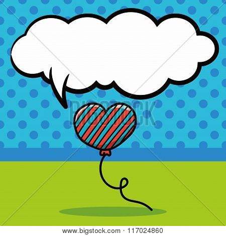 Balloon Doodle