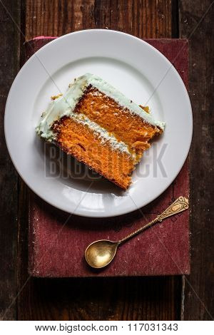 cake, white chocolate, appetizing , aromatic ,