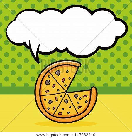 Pizza Doodle