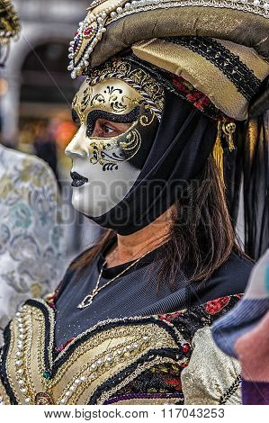 Venezian Mask 14