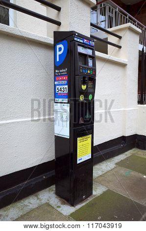 Ringo Parking Meter