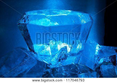 Blue Ice Cristal