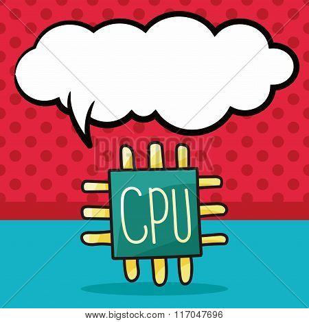 Cpu Doodle