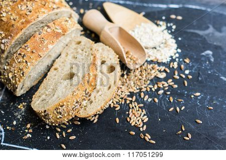Different Type Of Bread