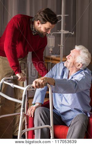 Care For Older Person