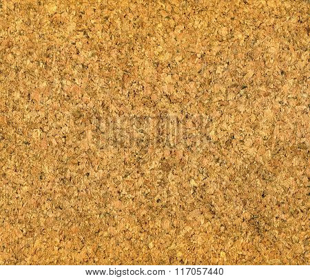 Cork-board Background Texture