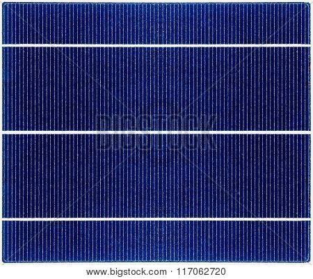 seamless texture of solar panel close up
