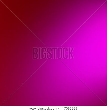 Shocking Pink/ Purple Colour Gradient