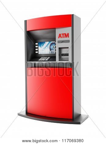 Atm Automated Teller Machine