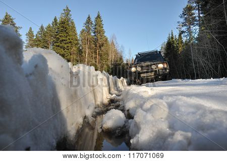 Extreme Off-road Driving