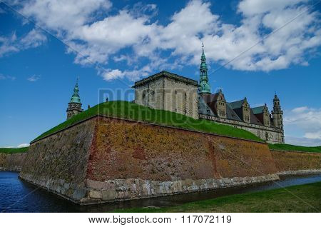 Renaissance castle and fortress of Kronborg