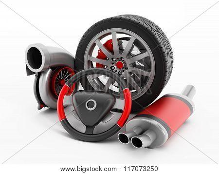 Auto Performance Parts