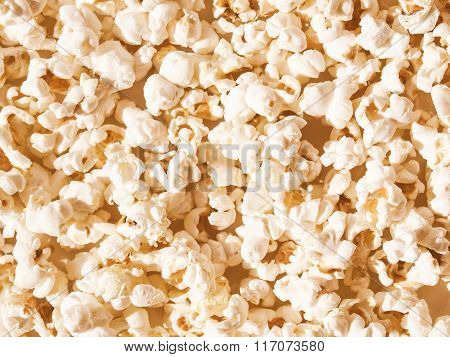 Retro Looking Pop Corn