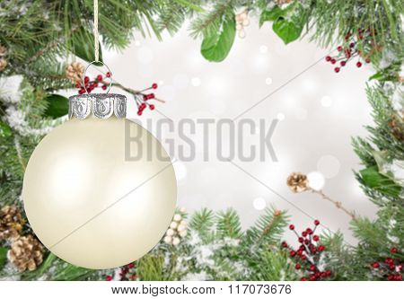Christmas Ornament.