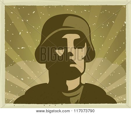 Military Soldier